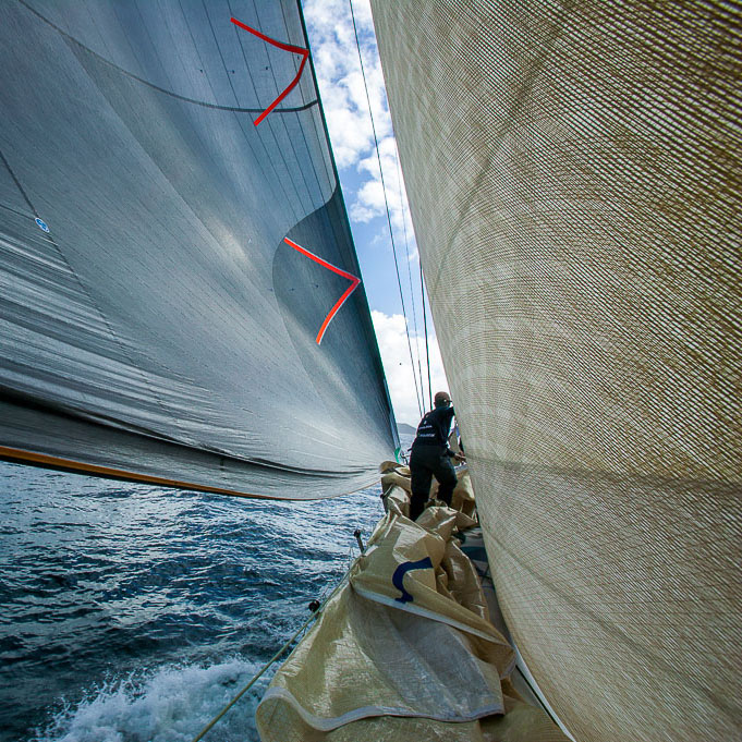 Cobertura fotográfica Volvo Ocean Race 2006