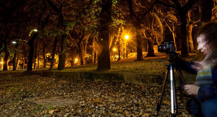 Cursos de Fotografía Nocturna
