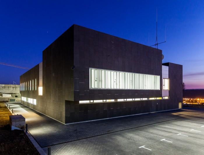 Comisaría da Policía Local de Lugo