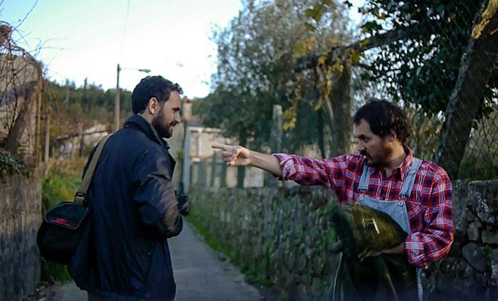 Rodaxe de videoclip para Niño y Pistola, By the Grace of God