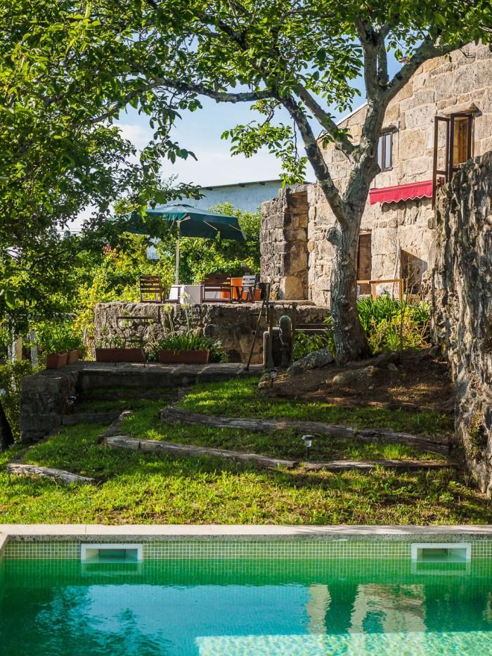 Vinosobroso, casa de turismo rural en Mondariz