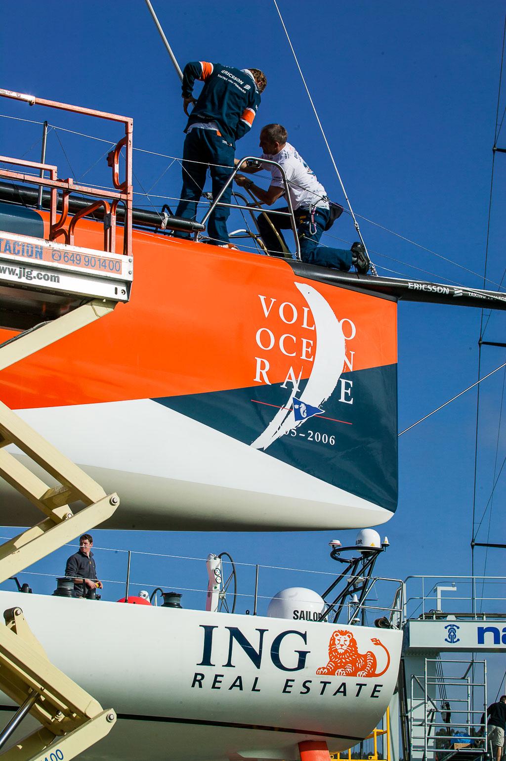 Volvo Ocean Race 2006