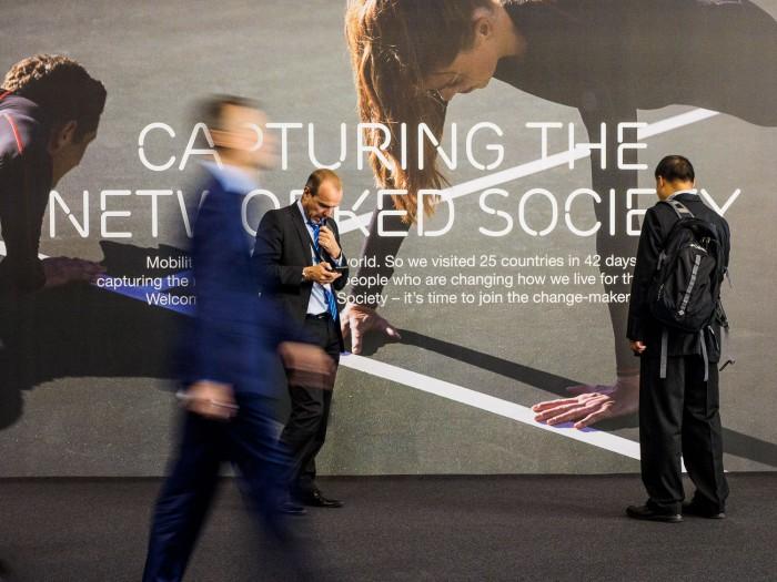 Mobile World Congress Barcelona 2015