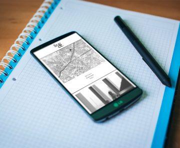 Web Frog& en smartphone
