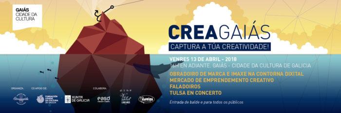 Banner Creagaiás