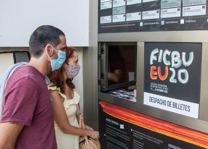 Billeteira do FICBUEU 2020